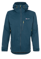 Berghaus Light Speed Outdoor Jacket Reflecting Pond Dark Blue