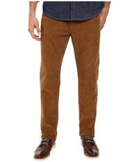 7 For All Mankind Slimmy Slim Straight W Clean Pocket In Butterscotch Butterscotch Men's Jeans Beige
