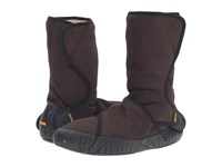 Vibram Fivefingers Furoshiki Shearling Boot Dark Brown Women's Boots