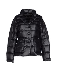 Historic Research Down Jackets Black
