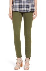 Jag Jeans Women's 'Nora' Pull On Knit Denim Skinny Canteen
