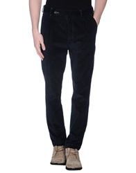 Daniele Fiesoli Casual Pants Dark Blue
