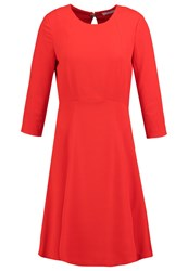 Ivy And Oak Summer Dress Apple Red
