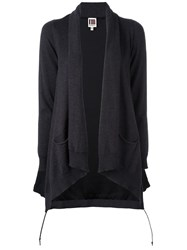 I'm Isola Marras Open Cardigan Grey