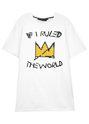 Mhrs Rule The World Cotton T Shirt