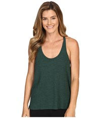 Alo Yoga Cozy Tank Top Evermint Heather Women's Sleeveless Green