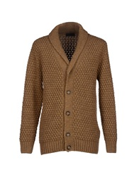 Hamaki Ho Cardigans Brown