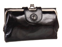 Hobo Alice Black Vintage Leather Wallet Handbags