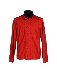 Henri Lloyd Coats And Jackets Jackets Men Red
