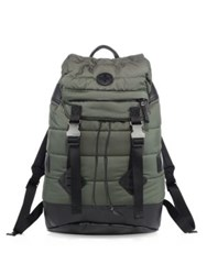 Polo Ralph Lauren Nylon Mountain Backpack Olive