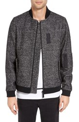 Native Youth Men's Puffin Bomber Jacket