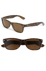 Women's Ray Ban 'New Small Wayfarer' 55Mm Polarized Sunglasses