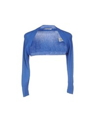 Imperial Star Imperial Topwear Shrugs Women Bright Blue