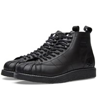 Adidas X Neighborhood Shelltoe Boot Black
