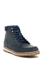 Lacoste Montbard Lug Boot Blue