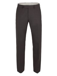 Racing Green Men's Foster Charcoal Trouser Charcoal