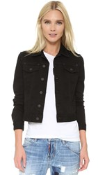 Dsquared Jean Jacket Black