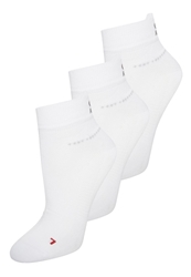 Gore Running Wear Air Lady 3 Pack Trainer Socks White