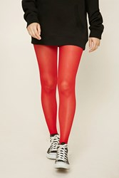 Forever 21 Classic Opaque Tights