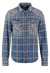 Gas Jeans Kant Shirt Wash Brown