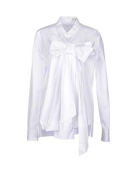 Viktor And Rolf Blouses White