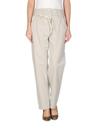 Tela Casual Pants Light Grey