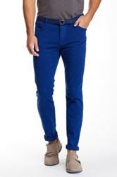The Kooples Long Bottom Pant Blue