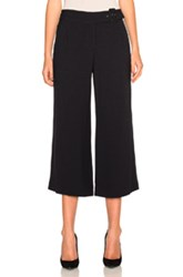 A.L.C. Emily Gaucho Pants In Blue