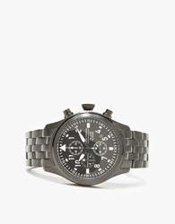 Jack Mason Chronograph In Black Black