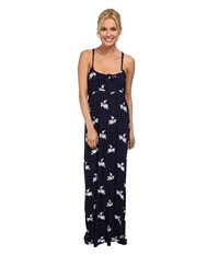 Carve Designs Coco Maxi Dress Gardenia Women's Dress White