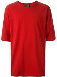 Laneus Round Neck T Shirt