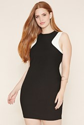 Forever 21 Plus Size Ribbed Bodycon Dress
