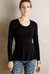 Anthropologie Serenity Tee Black