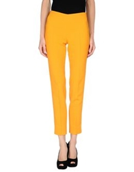 Antonio Berardi Casual Pants Orange