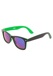 Your Turn Sunglasses Neon Green Black