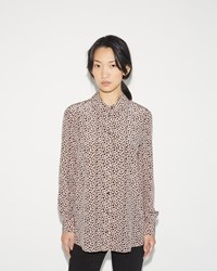 Alexander Wang Printed Shirt Blush