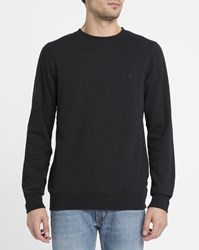 Element Black Cornell Round Neck Sweatshirt
