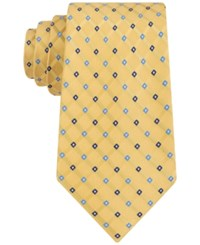 Club Room Men's Grid Neat Tie Only At Macy's