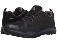 The North Face Ultra Fastpack Ii Gtx Tnf Black Dark Shadow Grey Men's Shoes