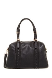 Urban Expressions Madison Satchel Black