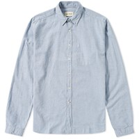 Oliver Spencer New York Special Shirt Blue