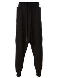 Lost And Found Ria Dunn Drop Crotch Pants Black