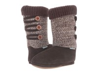Foamtreads Andrea Chocolate Women's Slippers Brown