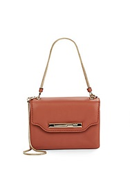 Valentino Square Leather Top Handle Bag