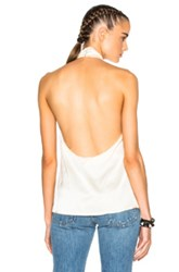 Lpa 98 Halter In White