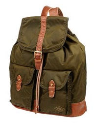 Fossil Backpacks And Fanny Packs Military Green