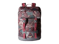Burton Tinder Pack Canyon Print Backpack Bags Brown