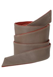 Vanzetti Sopo Waist Belt Taupe Orange