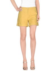 Boy By Band Of Outsiders Trousers Shorts Women Yellow