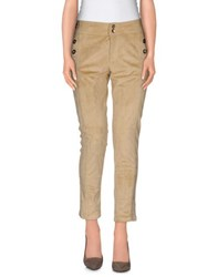 Eureka Trousers Casual Trousers Women Beige